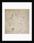 Map of Leeds, surveyed by John Tuke, 1781 by English School