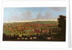 Prospect of Leeds, c.1800 by Nathan Theodore Fielding