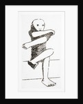 Seated Child by Kenneth Armitage