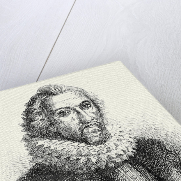 Francis Bacon by Anonymous