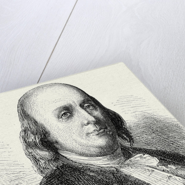 Benjamin Franklin by Anonymous