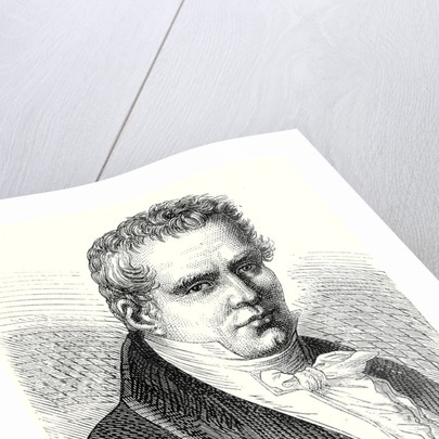 Alexandre De Humboldt by Anonymous