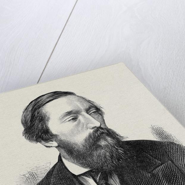Mr. J.E. Hodgson A.R.A. 1873 by Anonymous