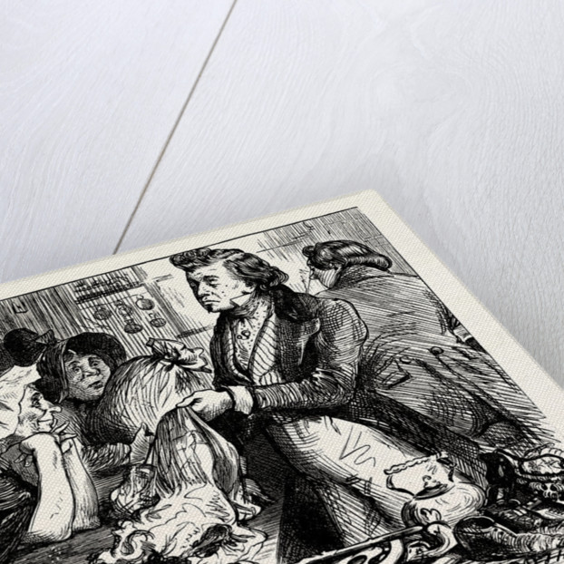 Charles Dickens Sketches by Boz the Pawnbroker's Shop by Anonymous