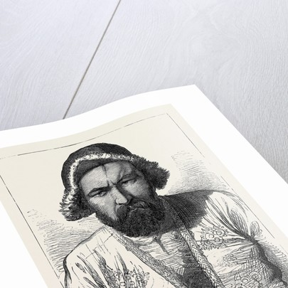 The Afghan War: Afghan Hill Tribes: Wullie Mohammed a Dahzungi Hazara 1879 by Anonymous