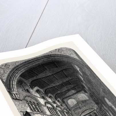 St. Bartholomew the Great Smithfield 1867 by Anonymous