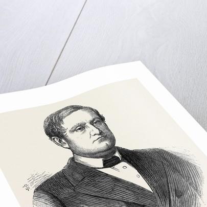 M. Jerome Napoleon Bonaparte. by Anonymous