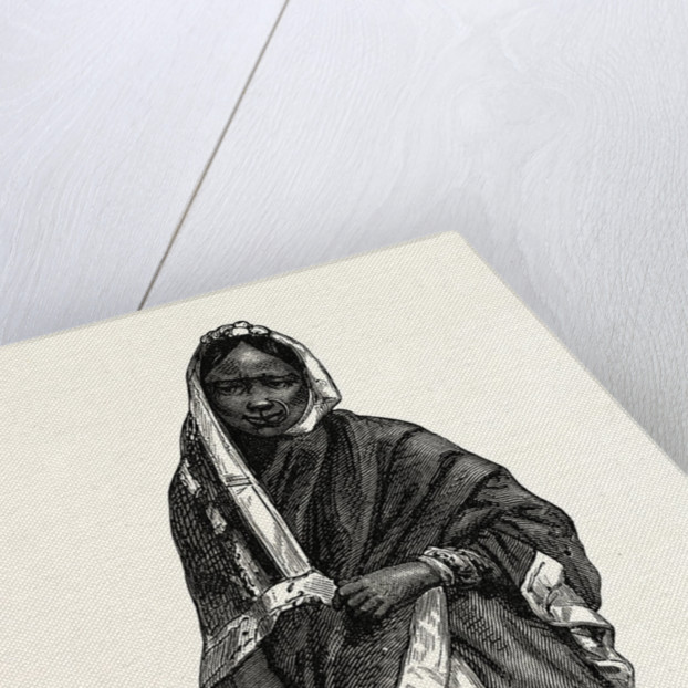 Countrywoman of Sindh by Anonymous