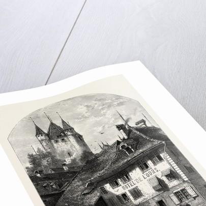 Thun, Bernese Oberland, Berner Oberland, Switzerland by Anonymous