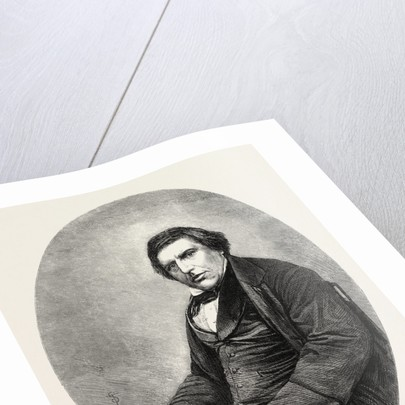 Herbert Ingram, M.P. for Boston, Great Britain, UK, 1860 by Anonymous