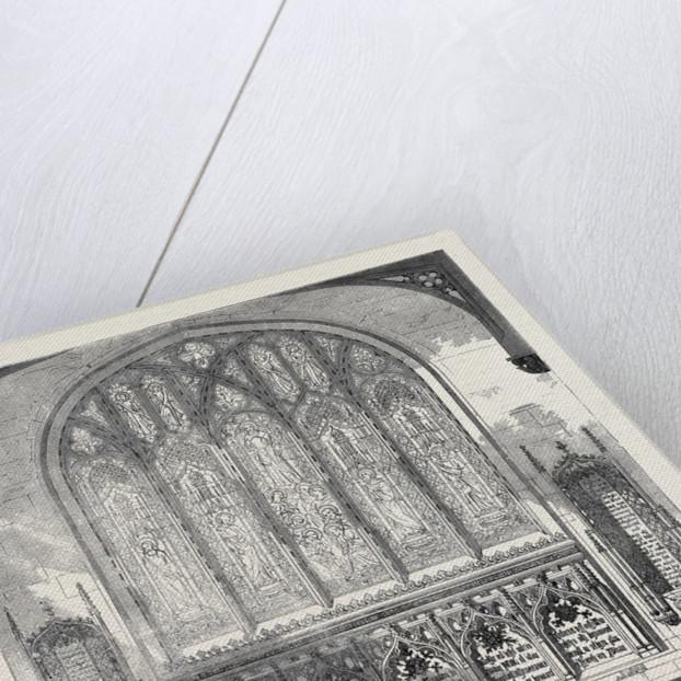 The Royal Memorial to the Late John Camden Neild, Esq., in North Marston Church, Bucks. by Anonymous