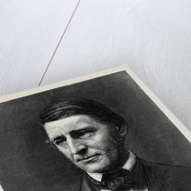 Ralph Waldo Emerson by Anonymous