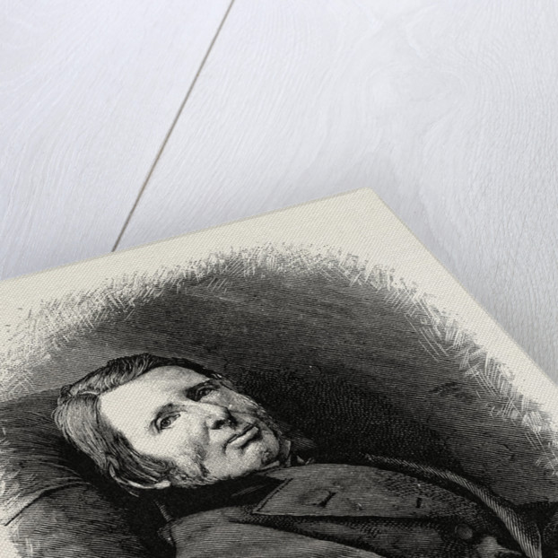 John Ruskin by Anonymous