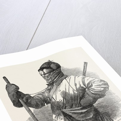 Captain M'Clure in His Arctic Dress 1854 by Anonymous