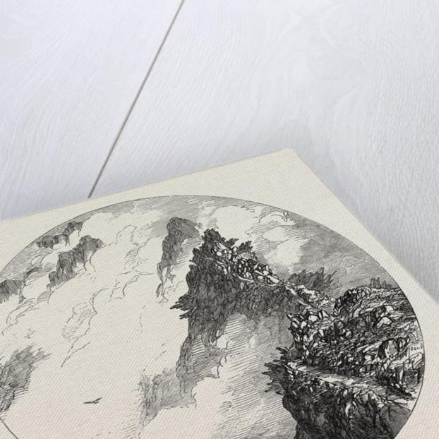 Swirrel Edge Mount Helvellyn. by Anonymous