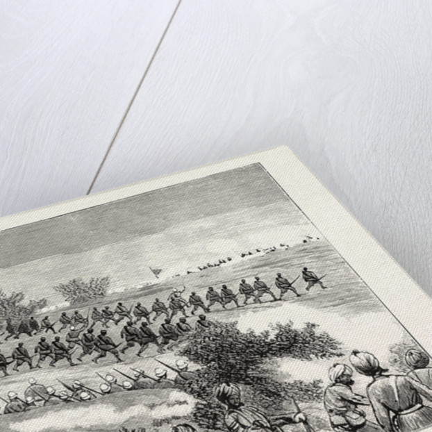 England's Little Wars: The Miranzai Expedition Under Sir W. Lockhart Bart.: The Flank Attack by the Rifles the Gurkhas and the 29th Punjaub Infantry by Anonymous