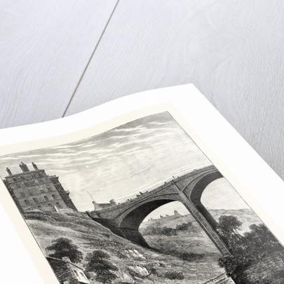 Edinburgh: Randolph Cliff and Dean Bridge by Anonymous
