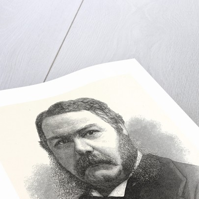 Chester Arthur, Vice-President-Elect the United States by Anonymous