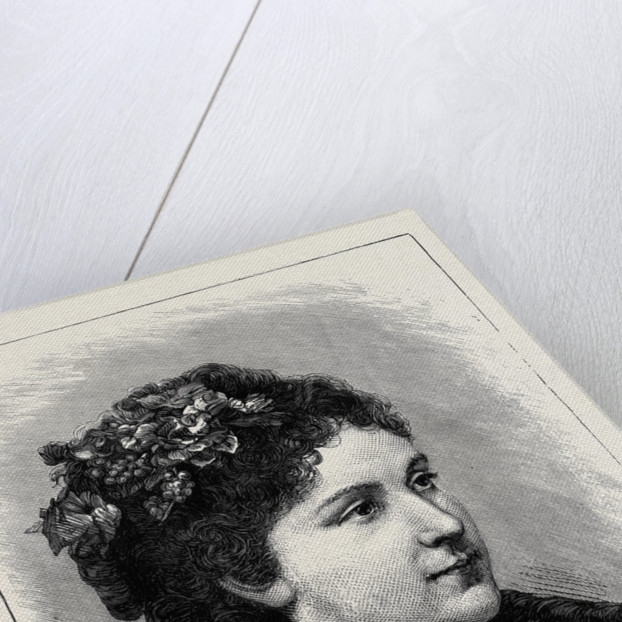 Mdlle. Marie Rôze by Anonymous