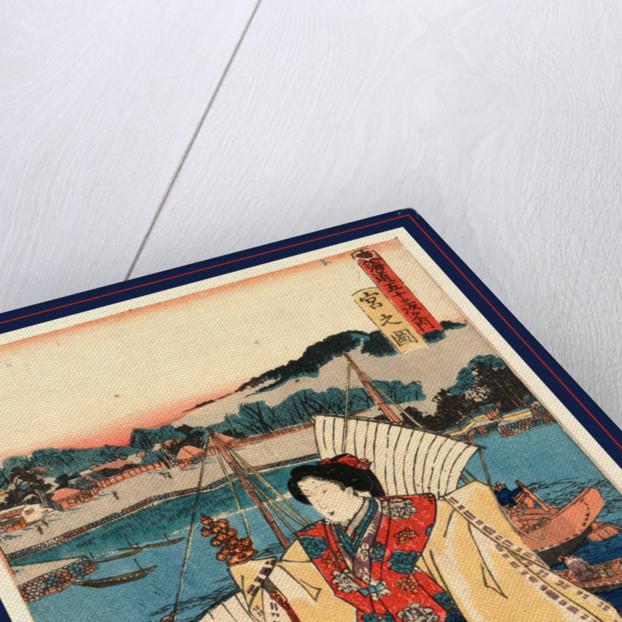 Miya No Zu, View of Miya by Anonymous