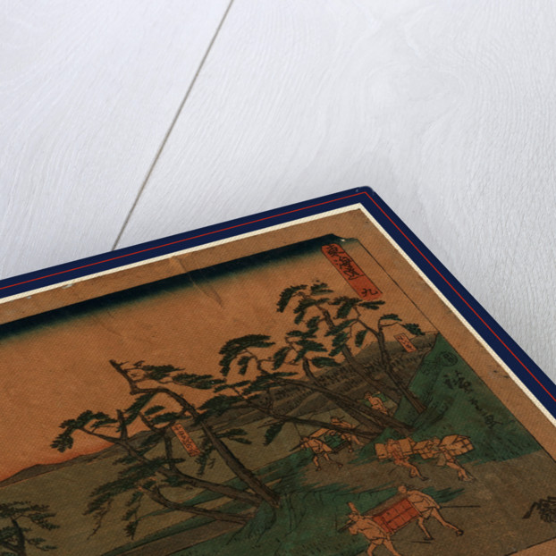 Otsuk by Ando Hiroshige