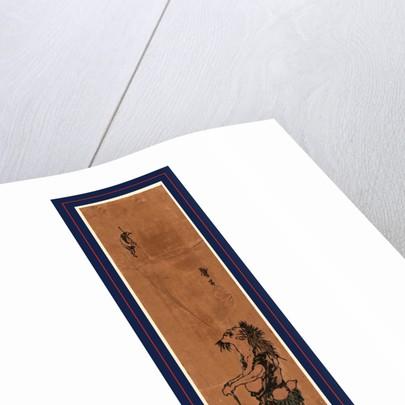 Tekkai Zu, the Chinese Sage Tieguai by Anonymous
