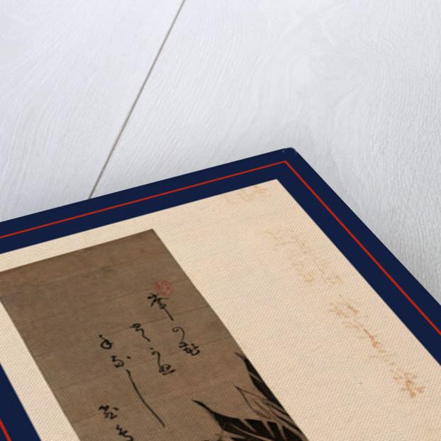 Yatsushi shi or hi?chobo, A modern view of the Chinese immortal Hichobo by Isoda Koryusai