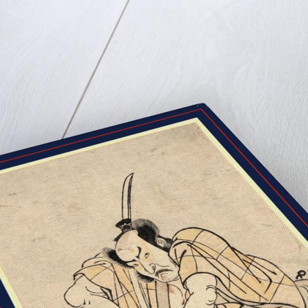 Yodaime ichikawa danzo, Ichikawa Danzo I by Katsukawa Shunsho