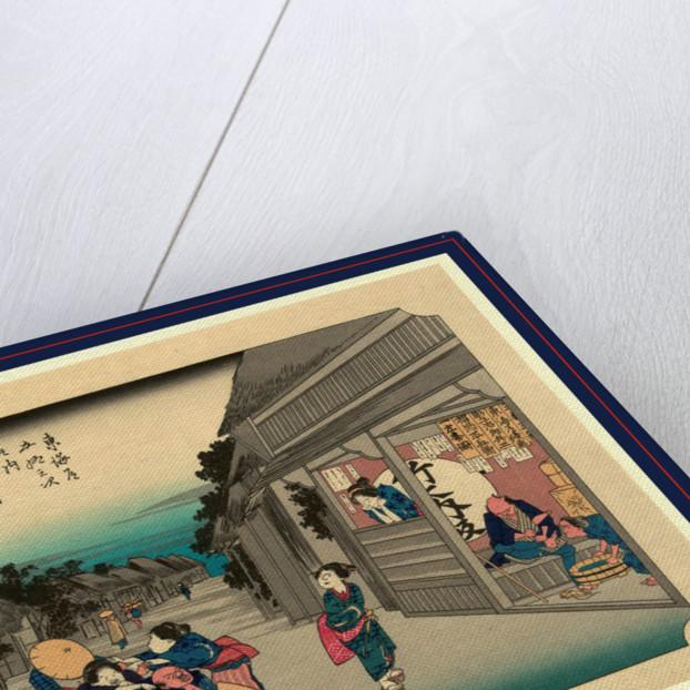 Goy by Ando Hiroshige