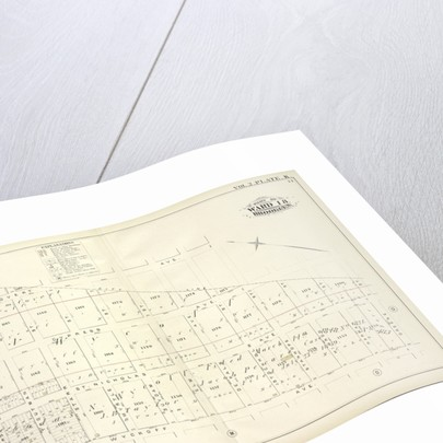 Map bound by City Line, Greene St., Wyckoff Ave., Flushing Ave; Including Covert Ave., Cypress Ave., St. Nicholas Ave., Jefferson St., Troutman St., Starr St., Myrtle St., Suydam St., Elm St., De Kalb Ave., Stockholm St., Stanhope St., New York by Anonymous