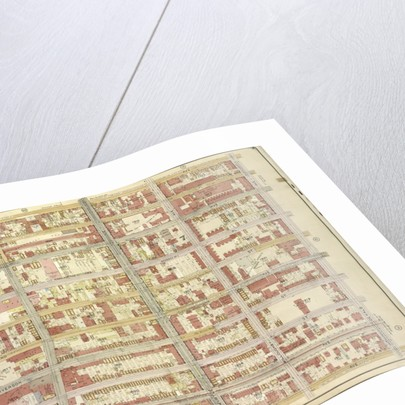 Map bounded by Kent Ave., Be Kalb Ave; Including Waverly Ave., Flushing Ave., New York by Anonymous