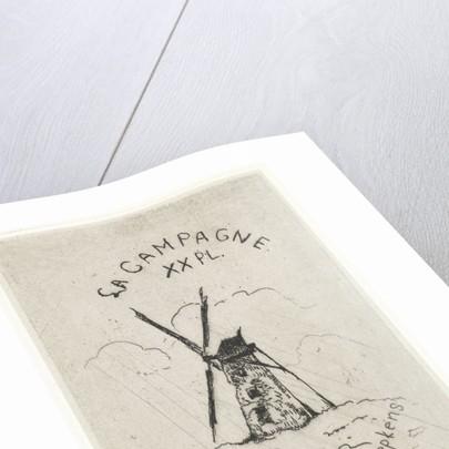 Windmill by Arnoud Schaepkens