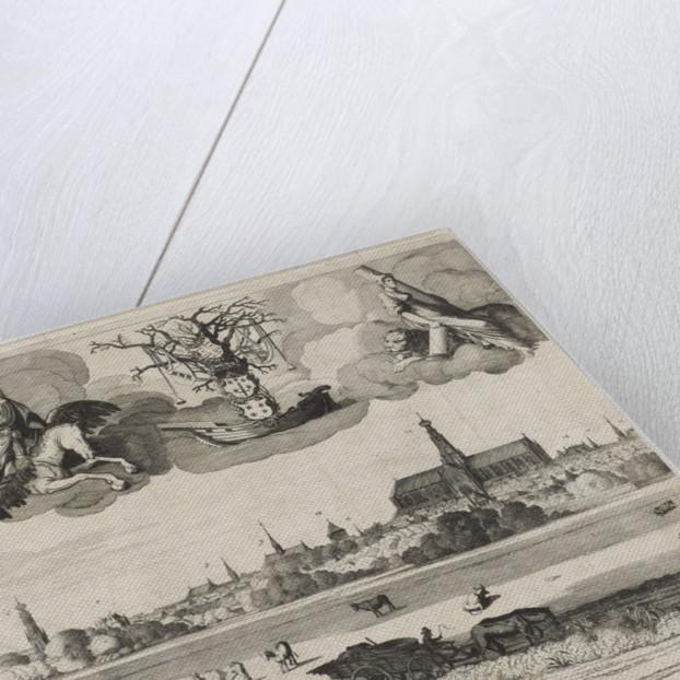 View of Haarlem C by Hugo Allard