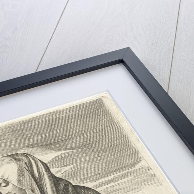 Maria Salomé by Cornelis Kiliaan