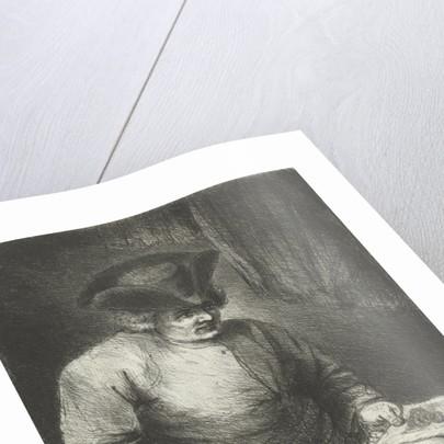 Portrait of Henry Chalon by Jan Chalon