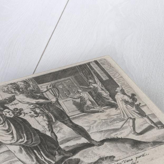 Cheats leading the nation to ruin by Hendrick Hondius I