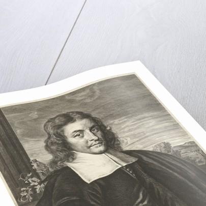 Portrait of Peter Bortius by Hendrik Bary