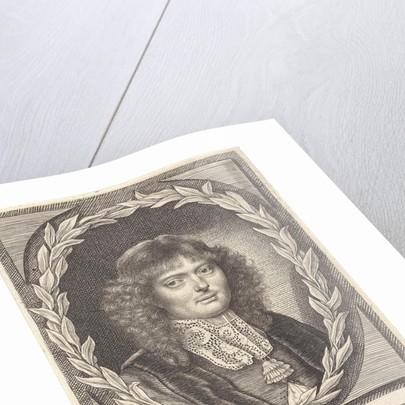 Portrait of Reinier de Graaf by Anna Maria van Schurman