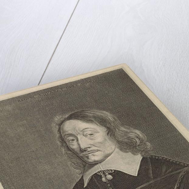 Portrait of Claudius Salmasius by Hugo Allard