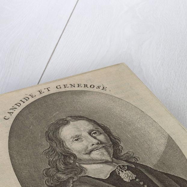 Portrait of Henricus Regius by Theodor Matham