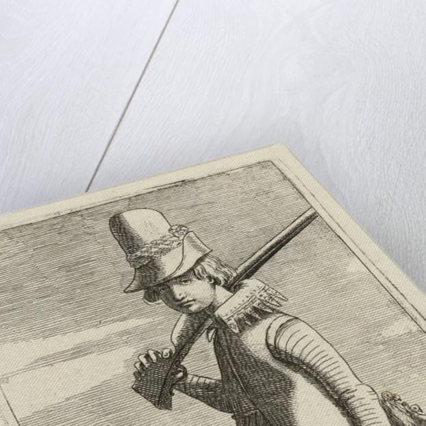 Falconer Clerk and hunting by Robert de Baudous