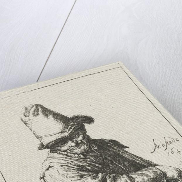 Winch Turner by van Jean Pierre François Basan