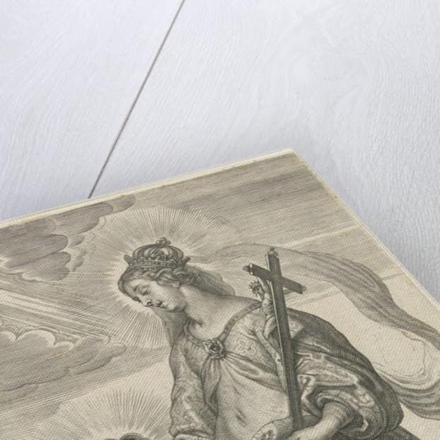 H Joan of Valois by Gaspar Huybrechts