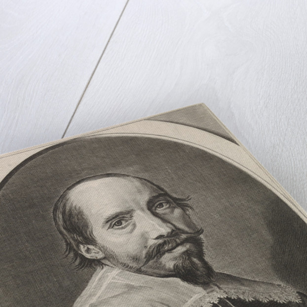 Portrait of Theodore Bleuet by Frans Hals