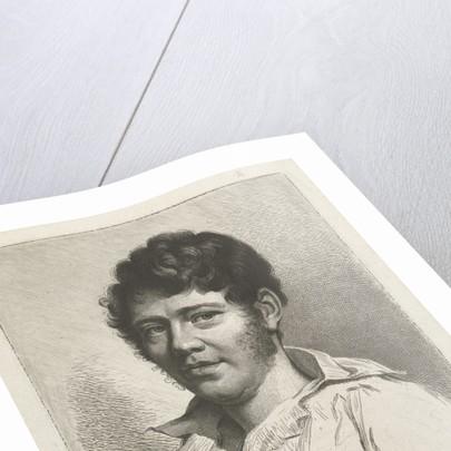 Portrait of an unknown man by Johannes Pieter de Frey