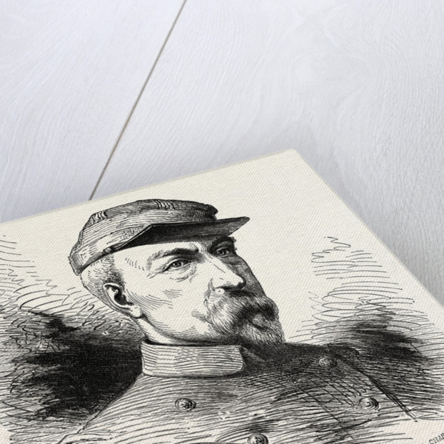 General Ducrot, 1817 - 1882, French by Anonymous