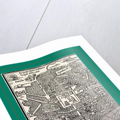 Bordone Isolario Venezia, 1547 by Anonymous