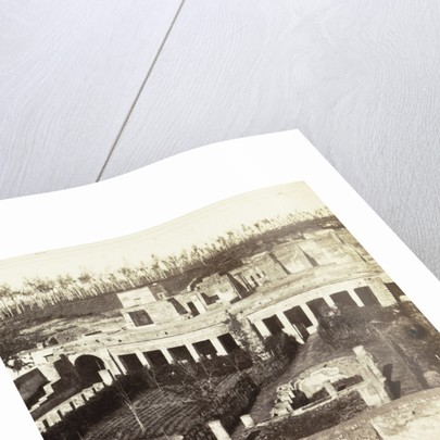 Casa di Diomède to Pompeii, Italy, Photographie Artistique, c. 1865 by Anonymous
