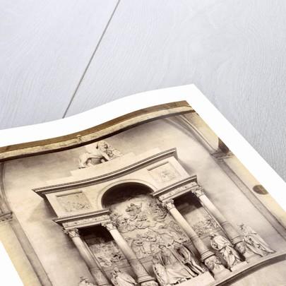 Grafmonument van Titiaan in de Basilica di Santa Maria Gloriosa dei Frari in Venezia. Carlo Ponti by Carlo Ponti