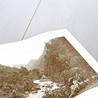 Gorge Ajer Poetin, Indonesia by Christiaan Benjamin Nieuwenhuis